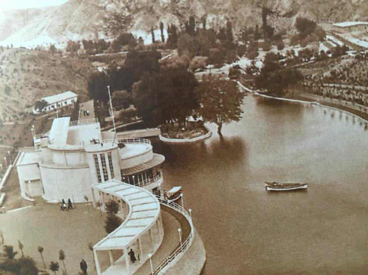 Çubuk Barajı 1939