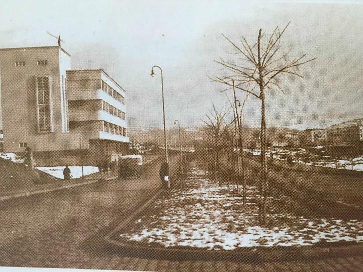 İsmet Paşa Kız Enstitüsü - 1930