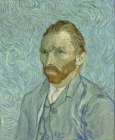 Van Gogh Otoportre