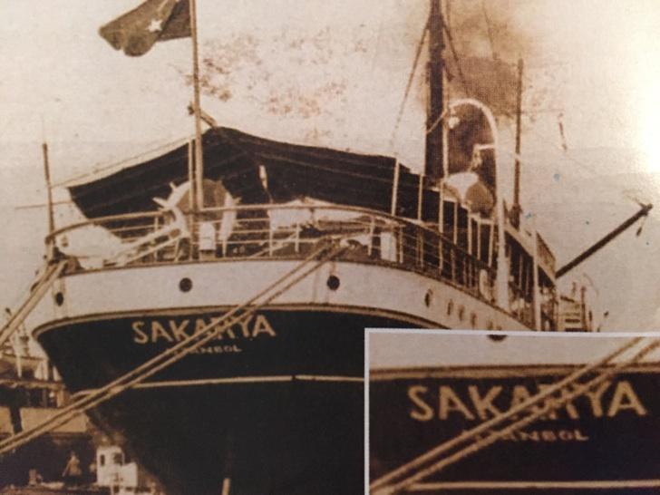 Sakarya İstanbul Vapur