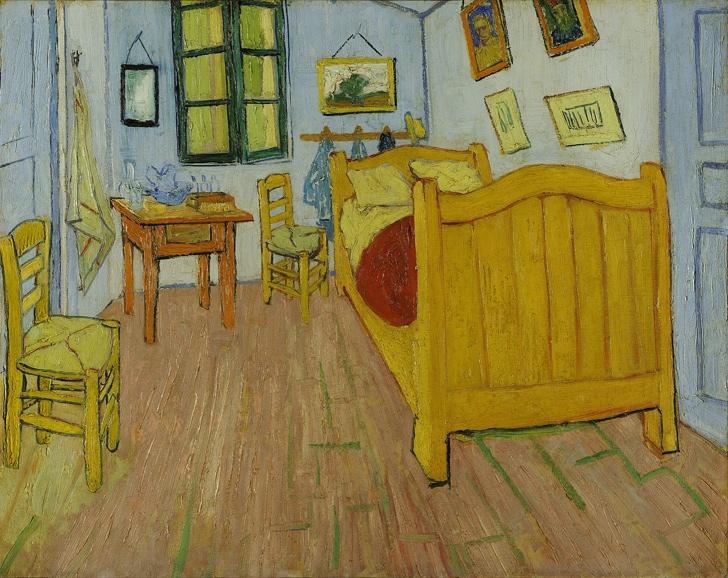 Ekim 1888, Tuval Üzerine Yağlıboya, 72 x 90 cm, Van Gogh Müzesi, Amsterdam