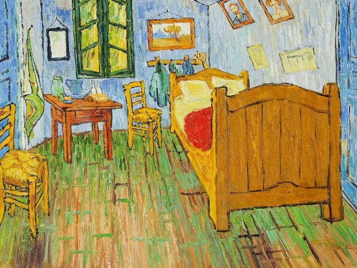 Eylül 1889, Tuval Üzerine Yağlıboya, 72 x 90 cm, Art of Institute, Chicago