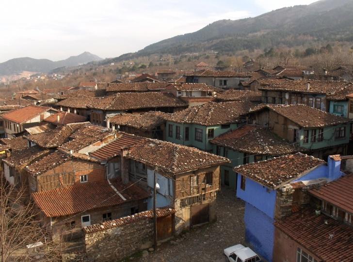 Bursa ve Cumalıkızık Osmanlı Kuruluş