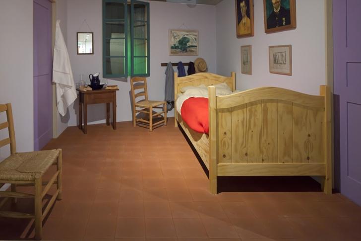 Van Gogh Museum Room