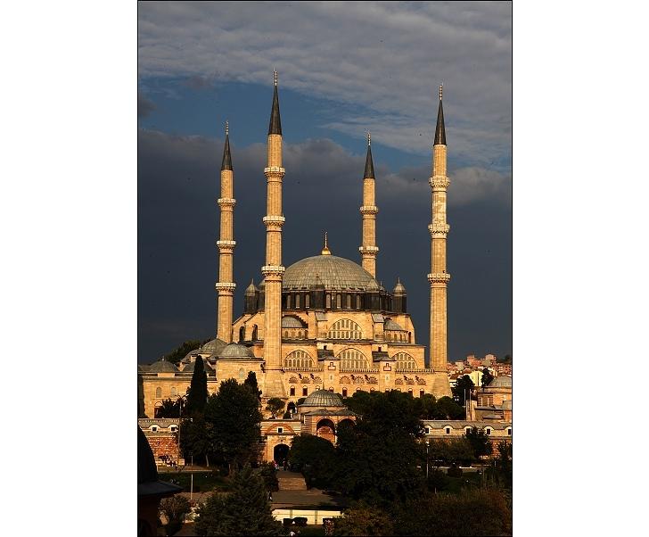 Edirne Selimiye Camii Külliyes