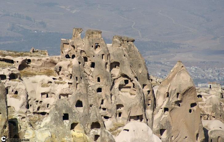 Göreme Kapadokya Peri Bacaları