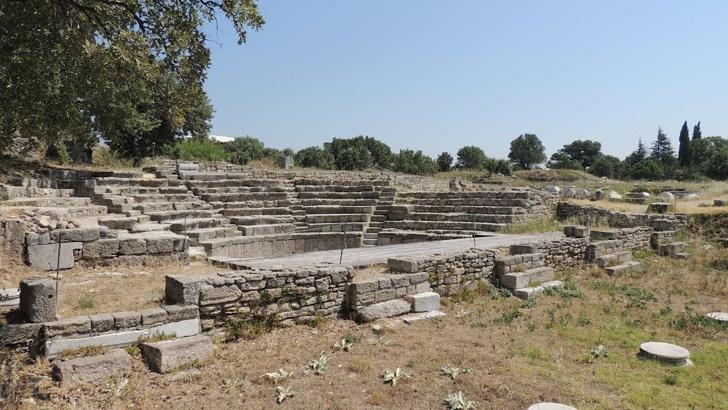 Truva Antik Kenti Çanakkale