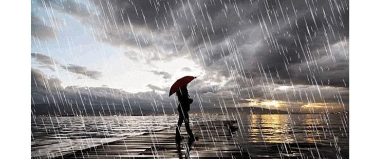 yağmur fırtına