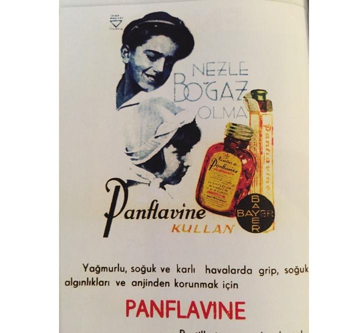 nezle panflavine