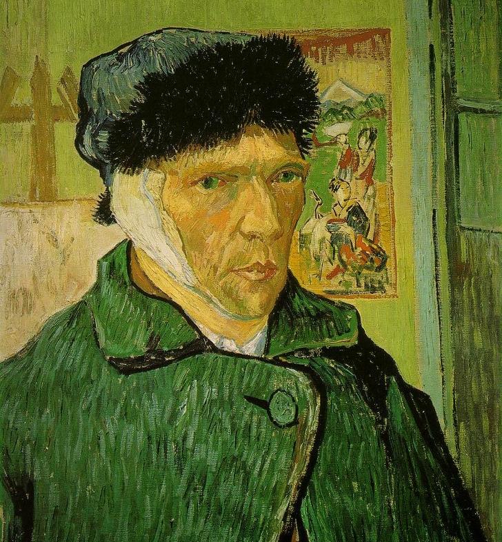 Van Gogh Otoportresi