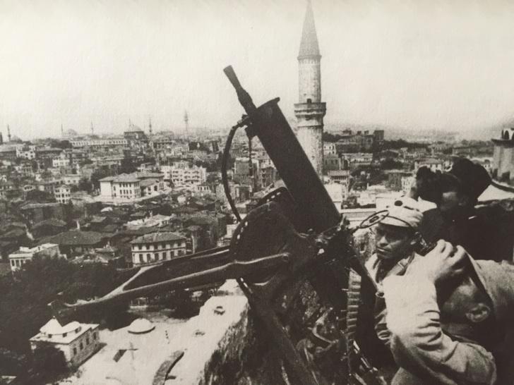 ayasofya 2. dünya savaşı