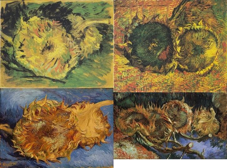 Ayçiçekleri İlk Seri