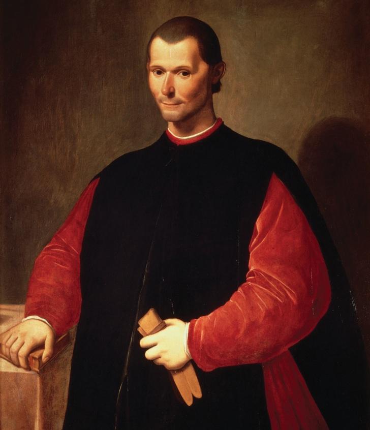 Niccolò Machiavelli prens