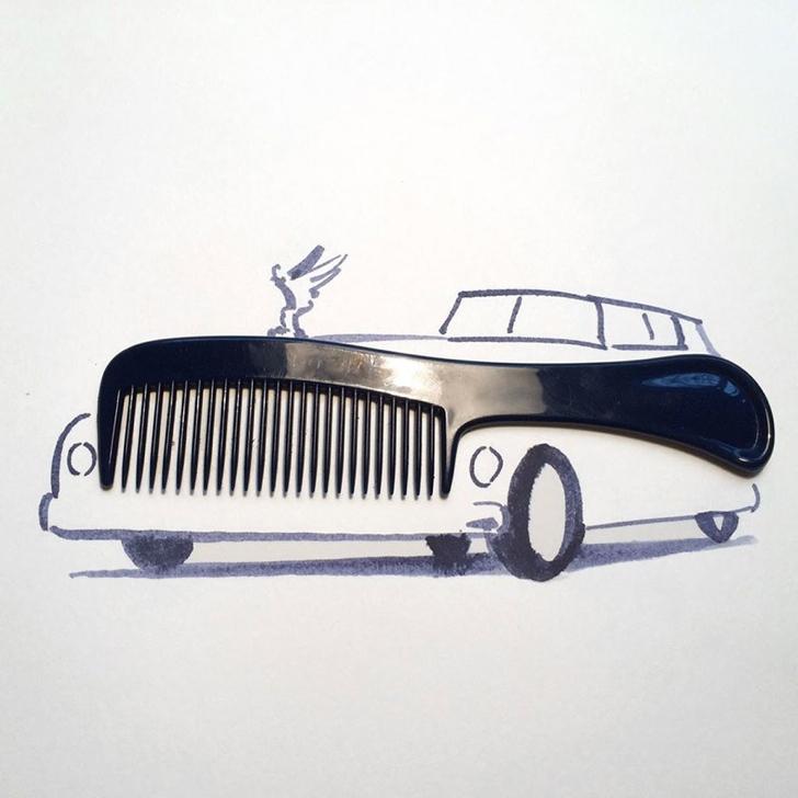 çizim yaratıcı sanat araba