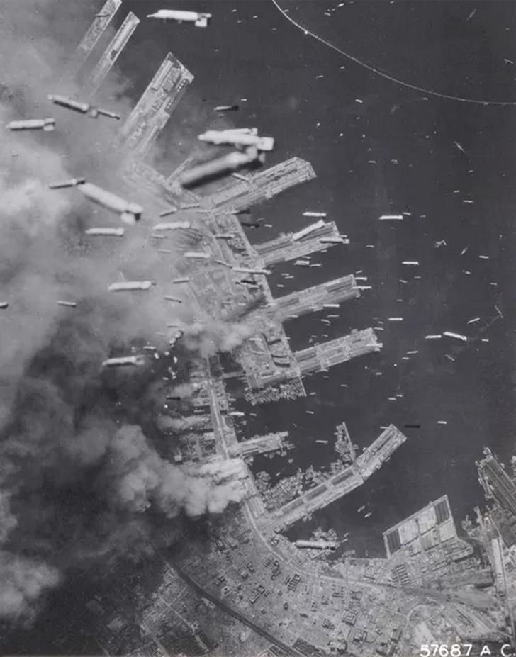 1945 japonyaya atılan bombalar