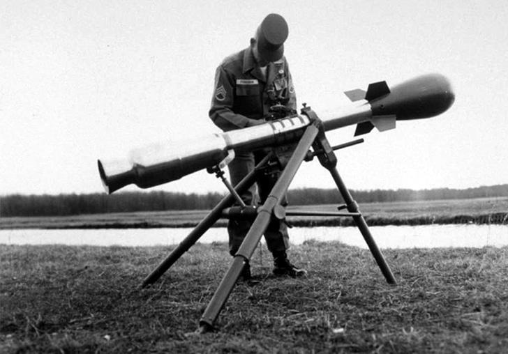 Davy Crockett Bombası silah