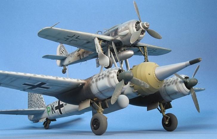 Mistel bomba uçak silah