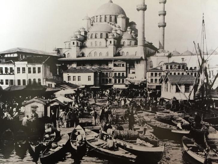 eminönü meydanı eski istanbul