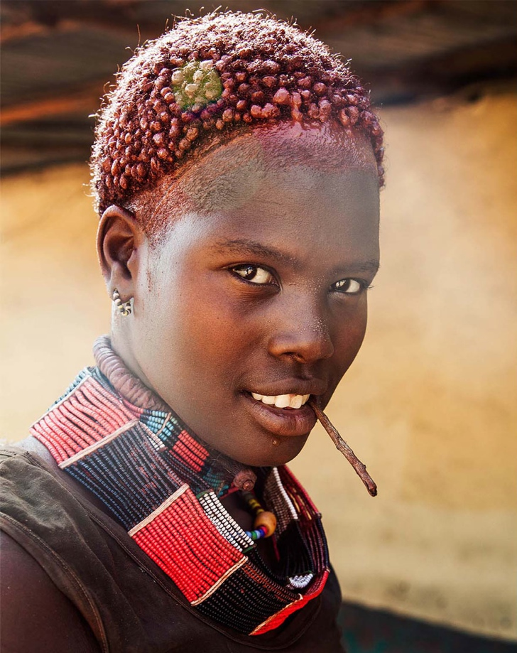 etiyopya kadın fotoğraf