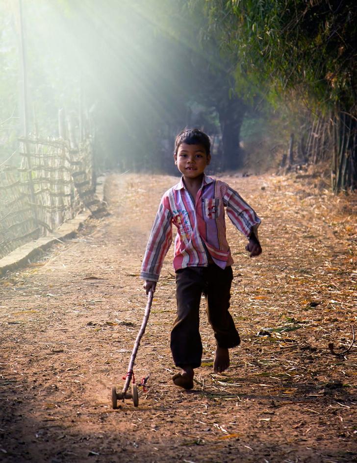 hindistan çocuk fotoğraf