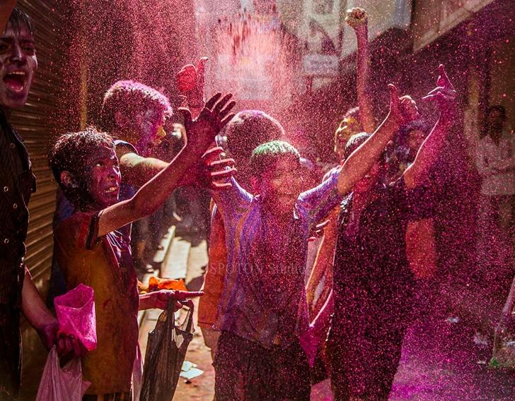 hindistan çocuklar fotoğraf 2