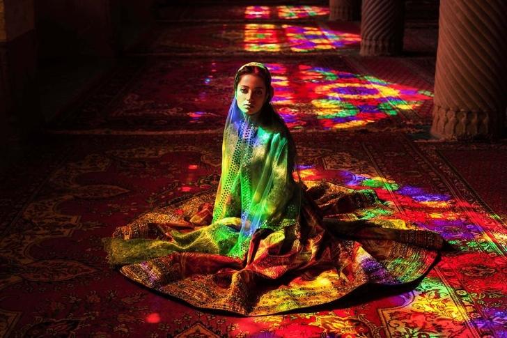 iran kadın fotoğraf