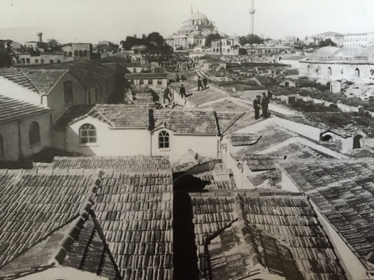 kapalı çarşı eski istanbul