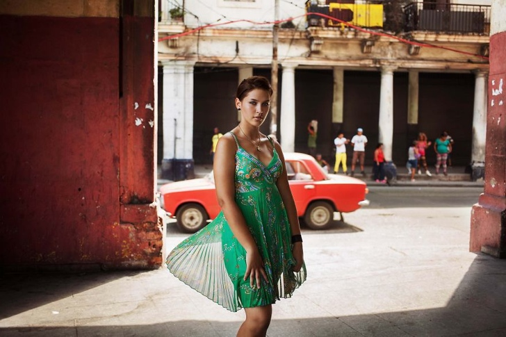 küba kadın fotoğraf