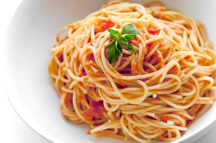 makarna spagetti