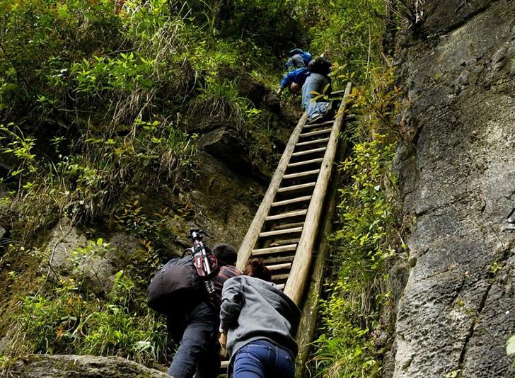 okula giden çocuklar merdiven çin