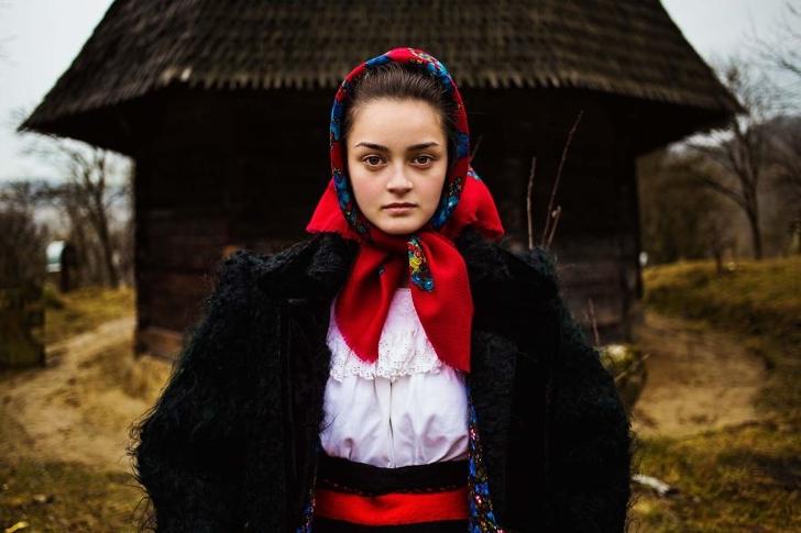 romanya kadın fotoğraf