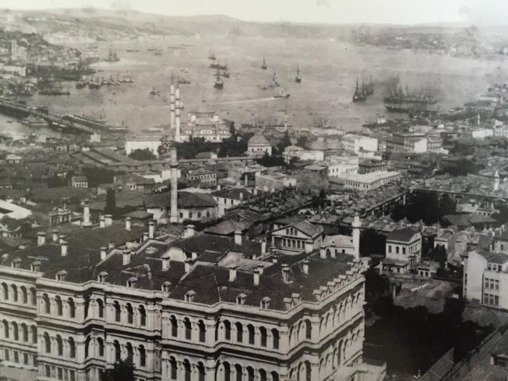 taş konaklar eski istanbul