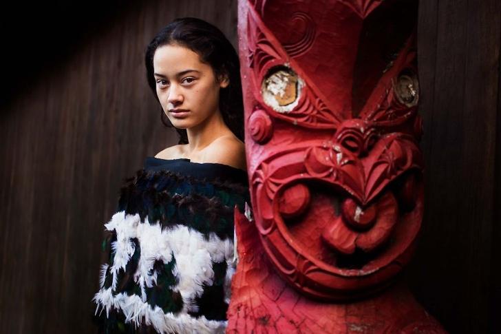 yeni zelanda kadın fotoğraf