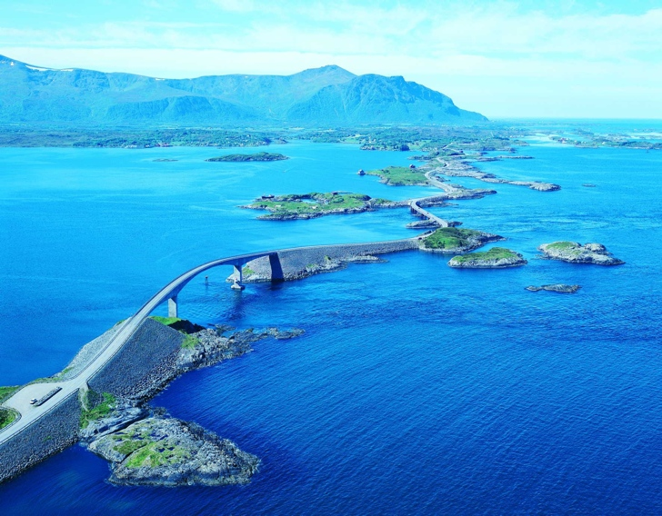 Atlantik yolu norveç