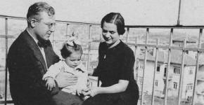 Sabahattin Ali ve Ailesi