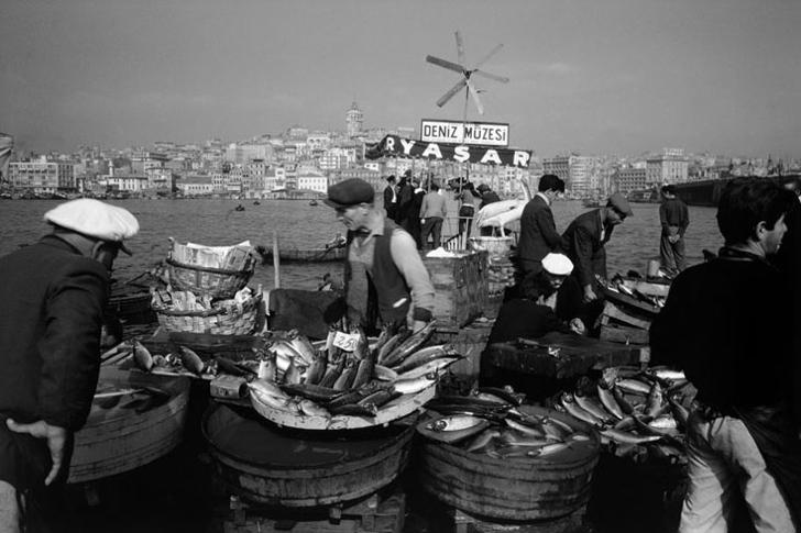 ara güler balıkçı fotoğrafı