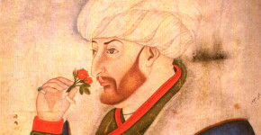 fatih sultan mehmet gül minyatür