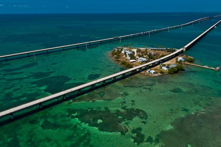 7 mil köprüsü florida
