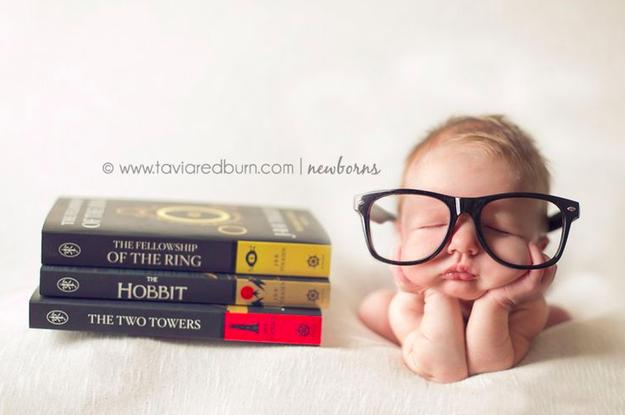 yüzüklerin efendisi bebek fotoğrafı