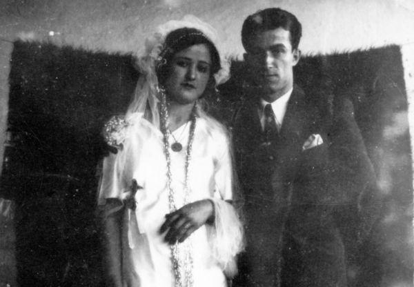 orhan kemal ve eşi nuriye hanım