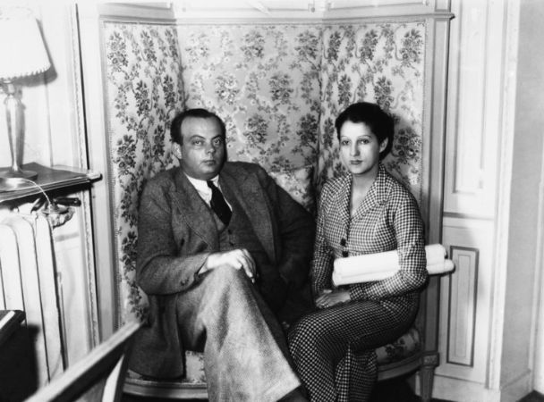 Antoine de Saint-Exupéry ve Consuelo Suncín de Gómez Carrillo
