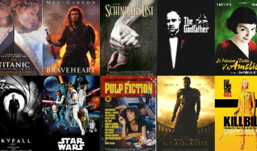 en etkileyici film müzikleri
