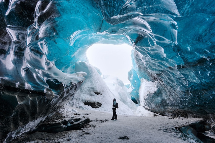 buzul fotoğrafı