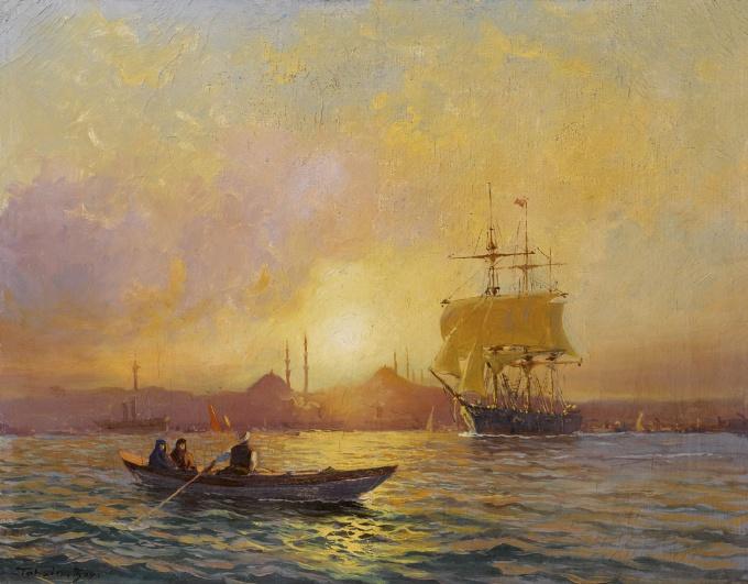 Diyarbakırlı Tahsin - Yelkenli