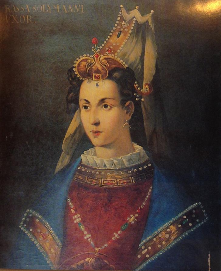 hürrem sultan resim tablo