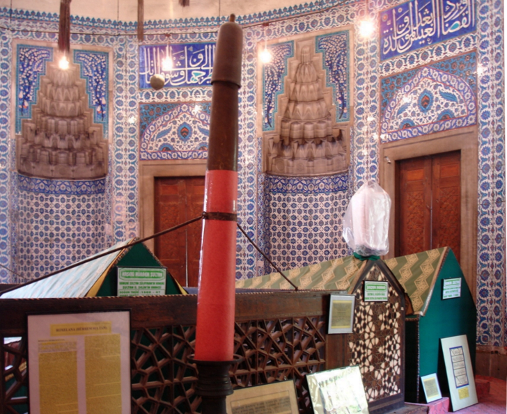 Hürrem Sultan türbe