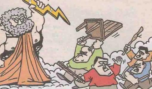 karikatür özer aydoğan