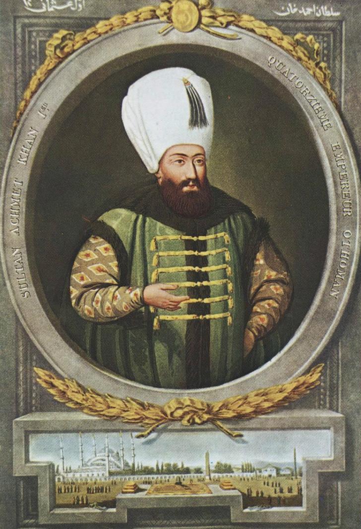 Sultan I. Ahmet Kösem Sultan