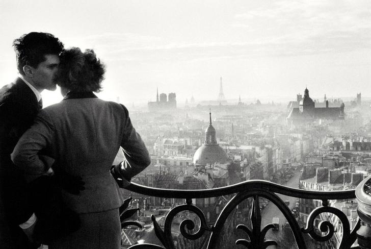 Willy Ronis Paris 1957