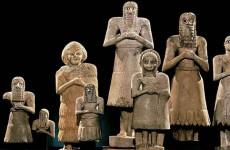sümerler tabletler çivi yazısı sümer tanrıları